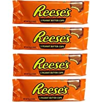 (4x51g) Hershey's Reese's 3 peanut butter cup al