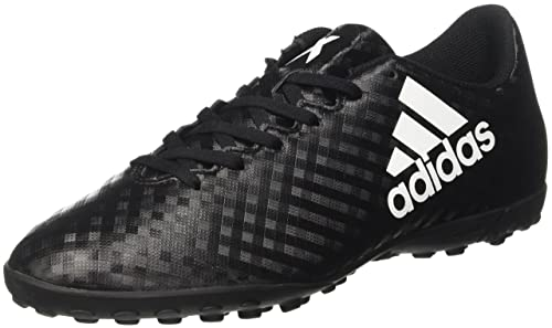 the latest 35106 ba957 adidas X 16.4 Turf, Scarpe da Calcio Uomo, Nero (Bluefootwear White