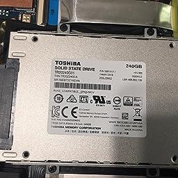 Toshiba TR200 - Disco duro sólido interno SSD de 480 GB (555/540 ...