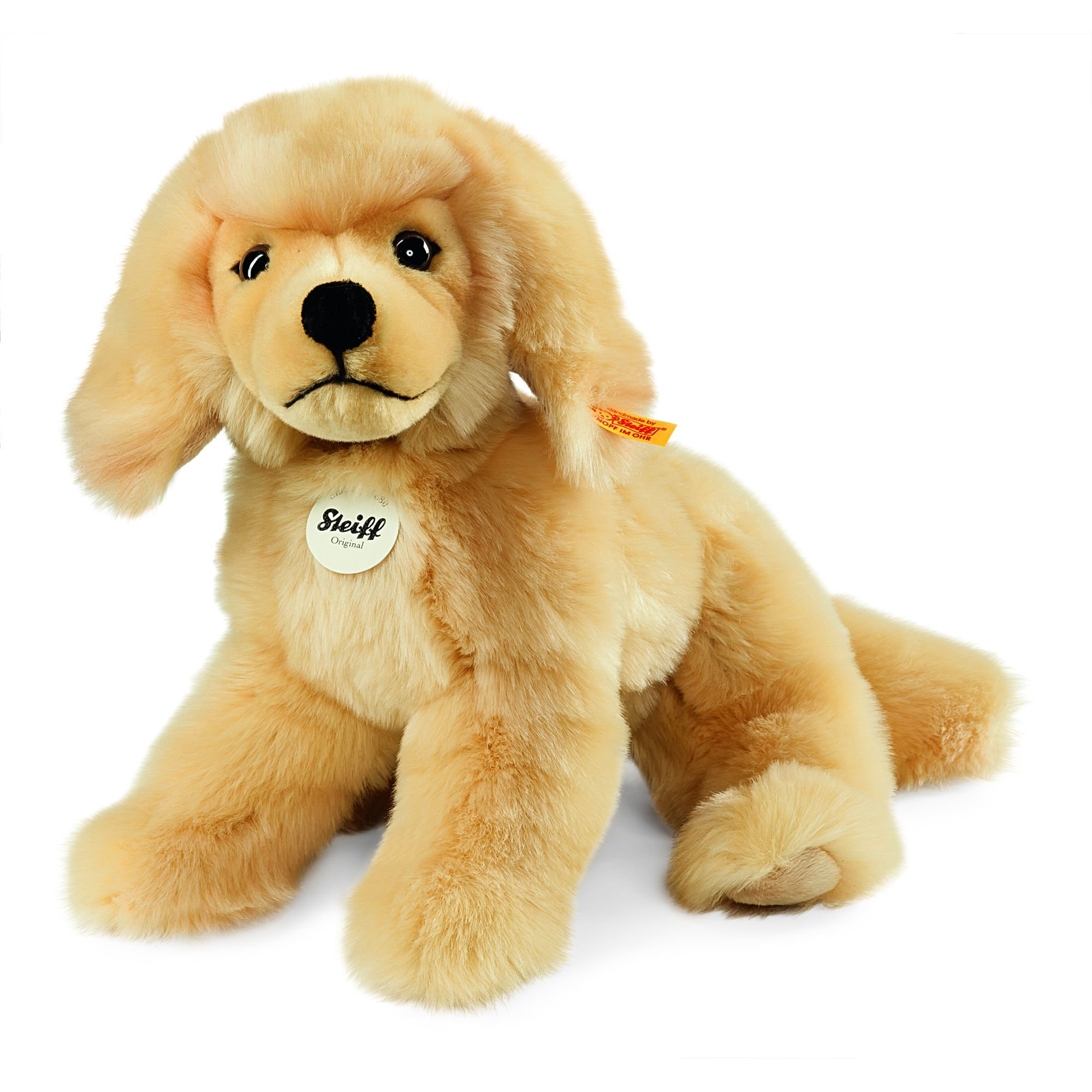 Steiff Lenni Golden Retriever by Steiff