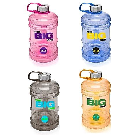 Botella deportiva de 2,2 litros »TheBigOne« de Tritan (inodoro).