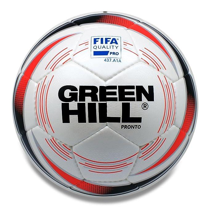 GREEN HILL Pronto - Balón de fútbol Aprobado por la FIFA Quality ...