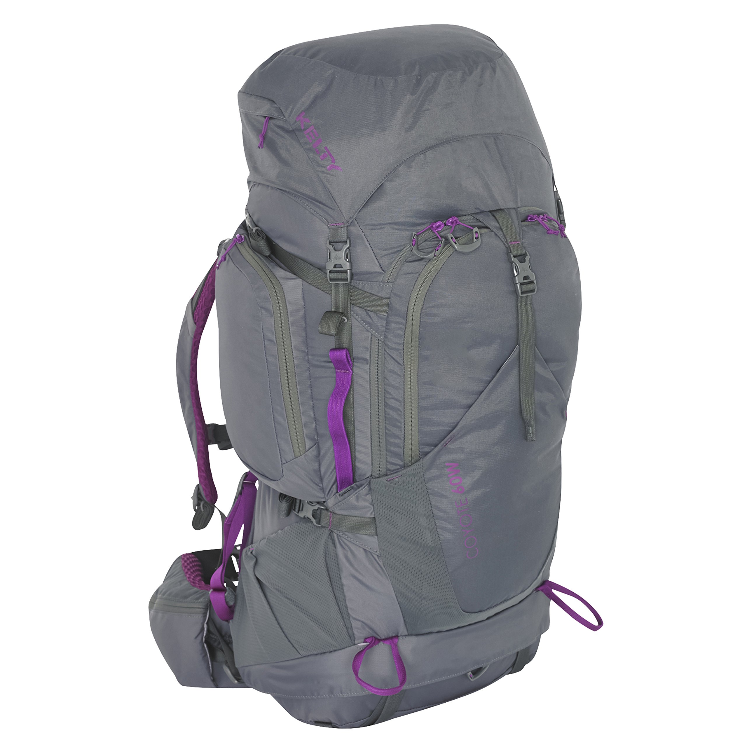 Kelty Women's Coyote 60 Backpack, Dark Shadow by Kelty