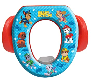 Pleasing Amazon Com Nickelodeon Paw Patrol Rescue Pups Soft Potty Ncnpc Chair Design For Home Ncnpcorg