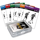 FitDeck Soccer Exercise Playing Card