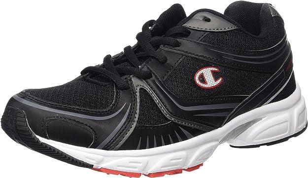 Champion Low Cut Shoe Pro Run III, Zapatillas de Running para Hombre, Negro (Nbk), 44 EU: Amazon.es: Zapatos y complementos