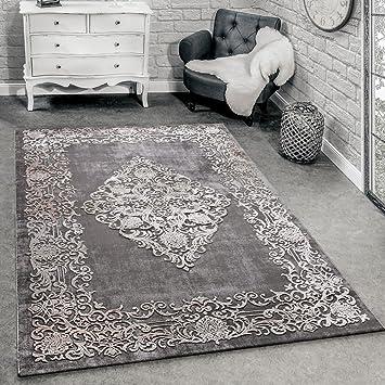 Amazon.de: Paco Home Designer Teppich Modern Wohnzimmer Teppiche 3D ...