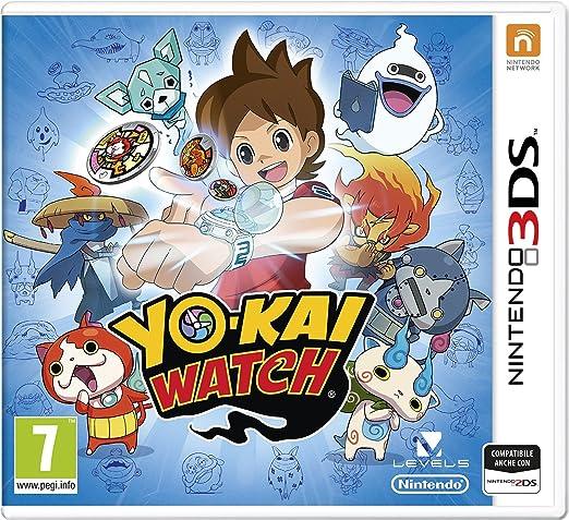 92 opinioni per Yo-Kai Watch- Nintendo 3DS