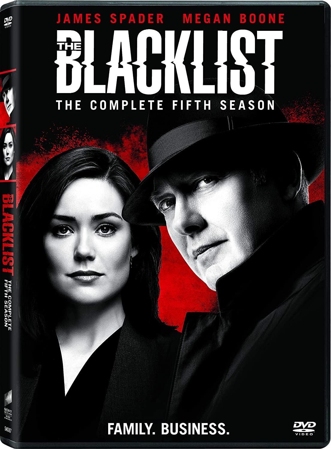 Amazon.com: The Blacklist - Season 05: James Spader, Megan Boone ...