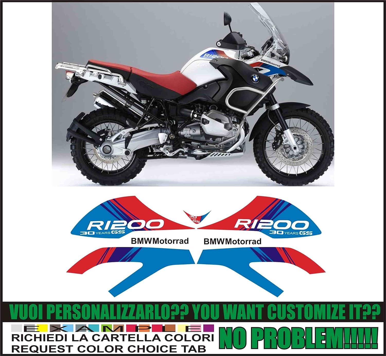 kit adesivi stickers compatibili r 1200 gs 2012 adventure