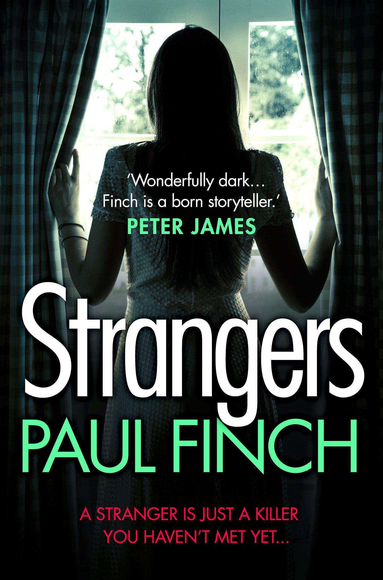 Strangers unforgettable crime thriller bestseller product image