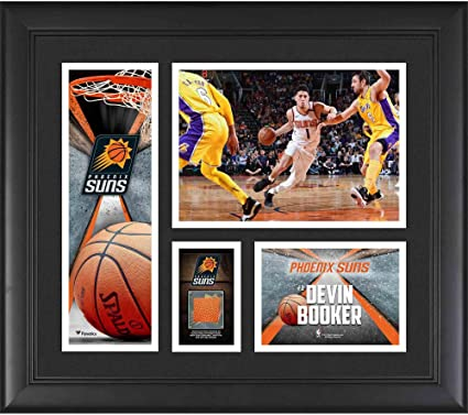 low priced c69a0 c32fb Devin Booker Phoenix Suns Framed 15