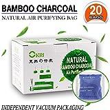 Charcoal Aktivkohle Crisper Kühlschrank entfernen Geruch Box 80 g (5 ...