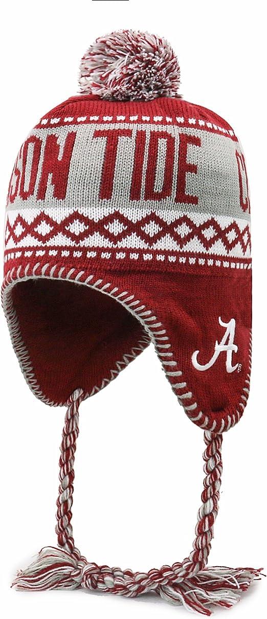 OTS NCAA Adult Mens NCAA Beanie Knit Cap