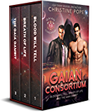 Gaian Consortium, Books 1-3: Blood Will Tell, Breath of Life, and The Gaia Gambit