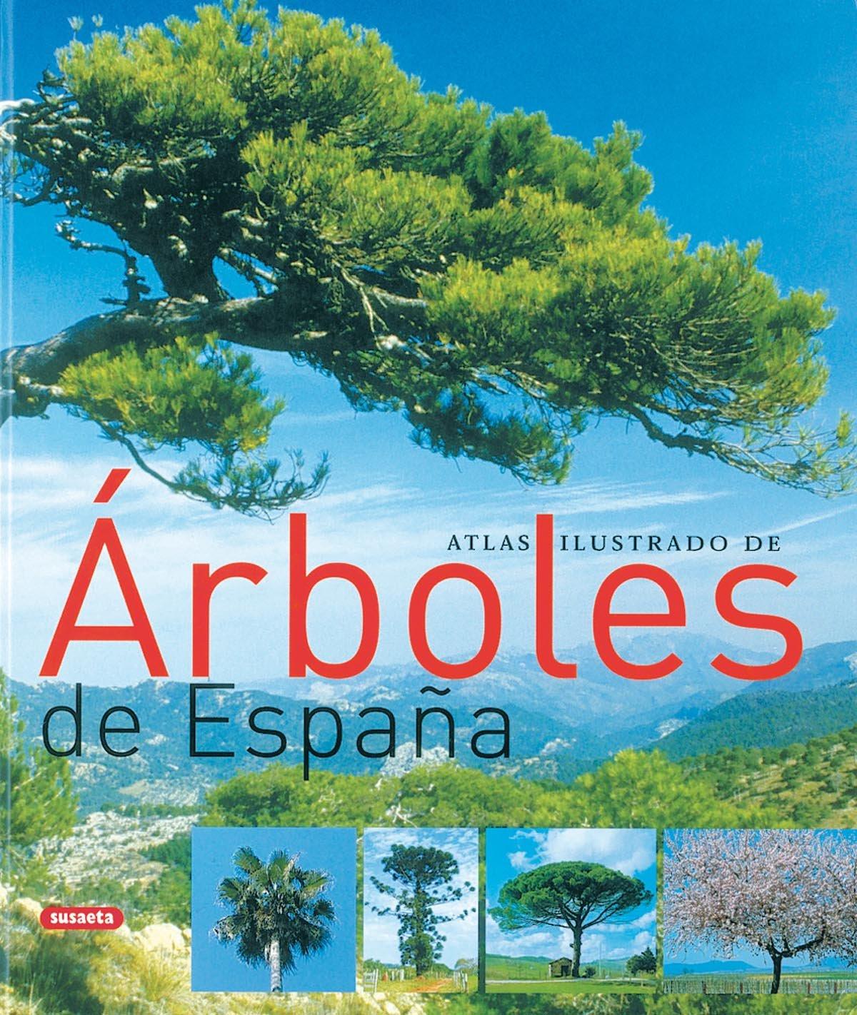 Arboles De España,Atlas Ilustrado: Amazon.es: Susaeta, Equipo: Libros