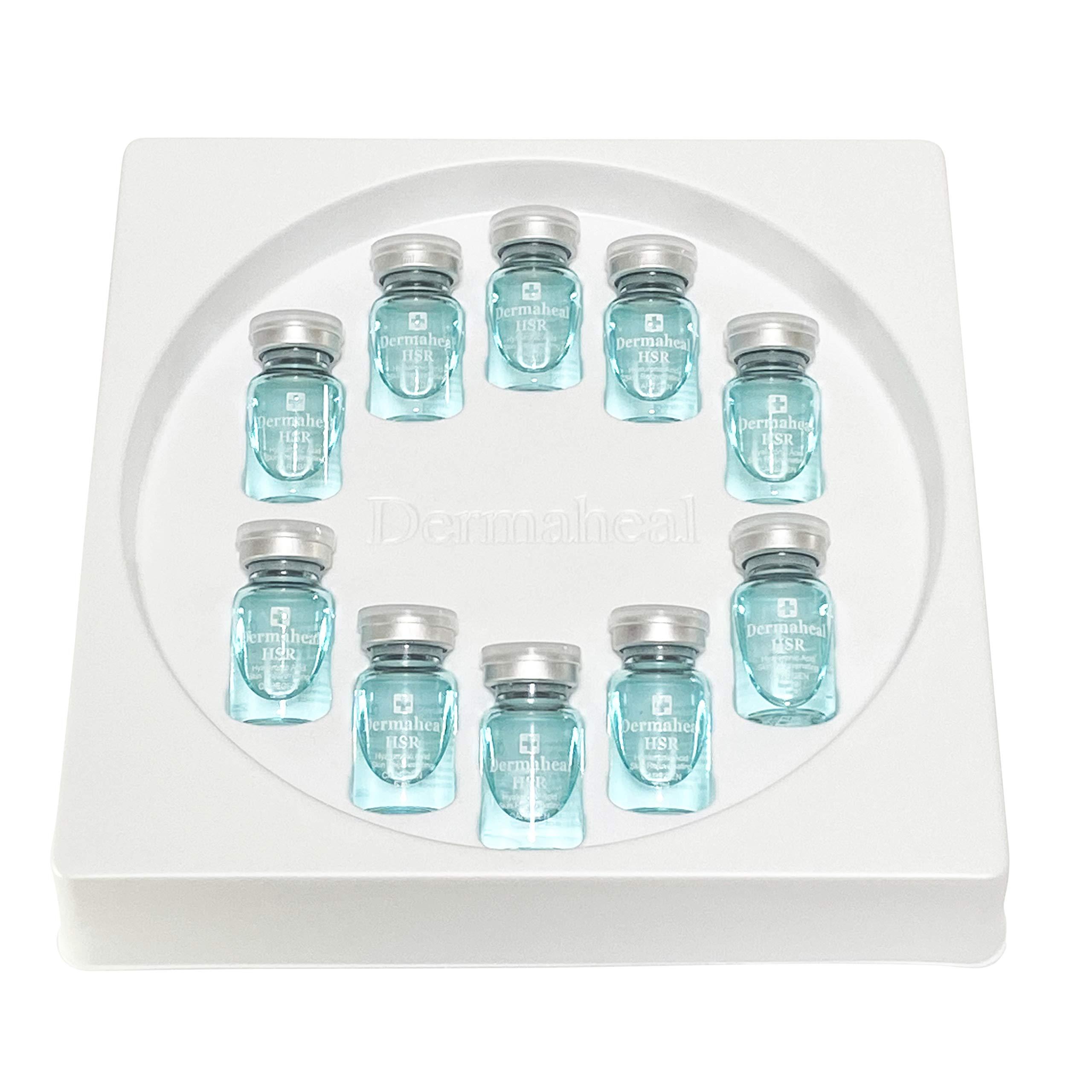Dermaheal HSR (1% Hyaluronic Skin Rejuvenating) 5mlx10vials/set PT