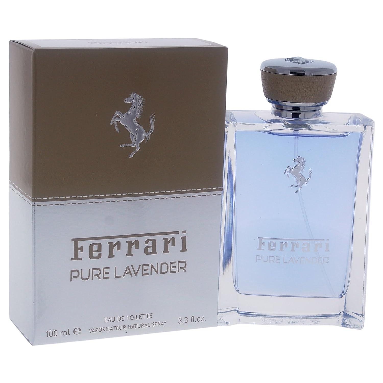 Ferrari Eau de Toilette Spray for Men, Bright Neroli, 3.3 Ounce PerfumeWorldWide Inc. Drop Ship FRR00045