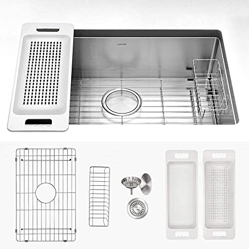 ZUHNE Modena Stainless Steel Kitchen Sink