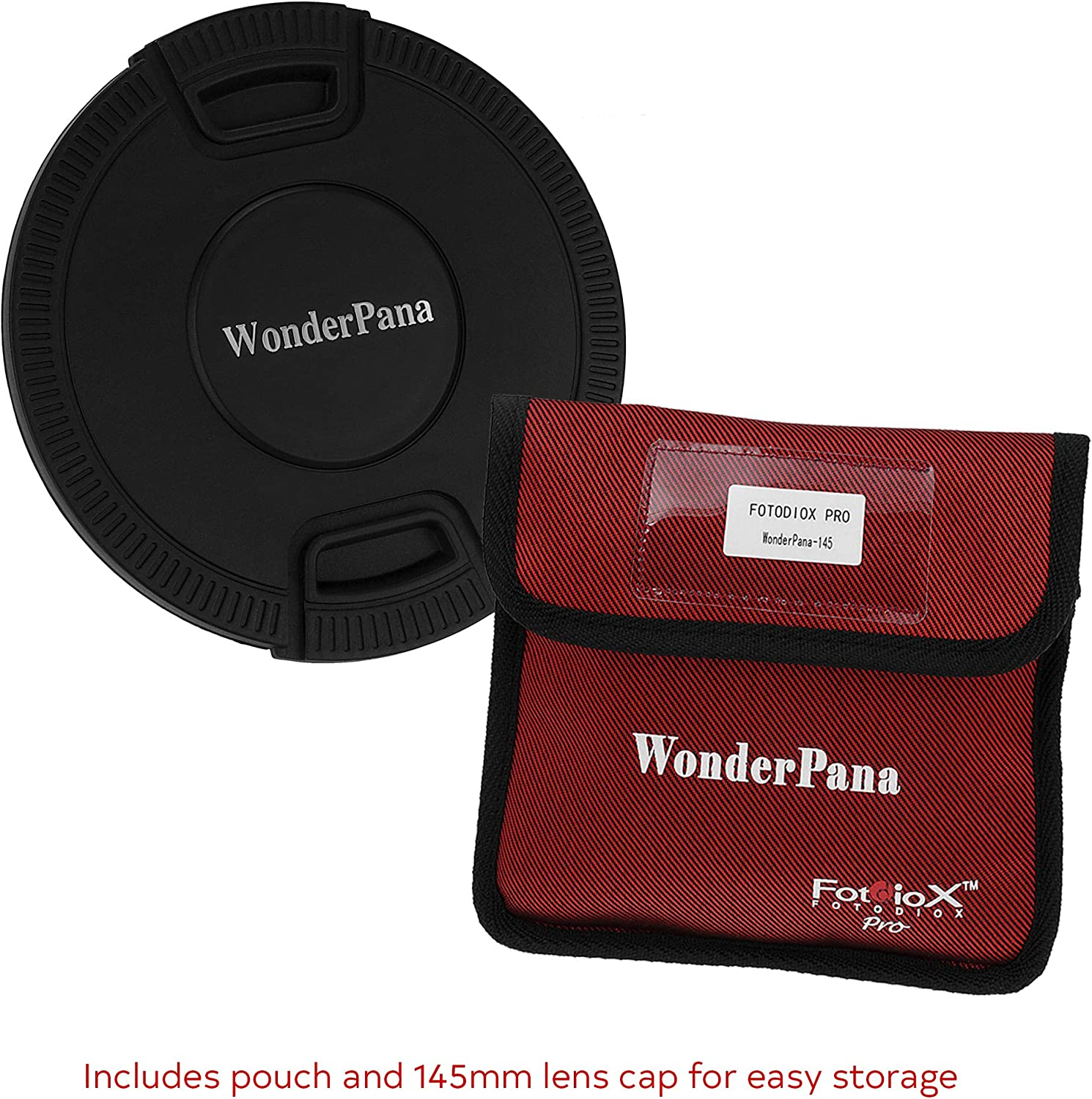 WonderPana FreeArc 145mm Rotating Filter Holder Compatible with Canon 17mm TS-E Super Wide Tilt//Shift f//4L Lens