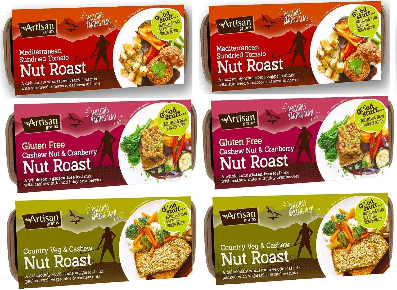 Artisan Grainss Nut Roast Mixed Case
