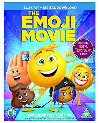The Emoji Movie [Blu-ray] [2017] [Region Free]: Amazon co uk