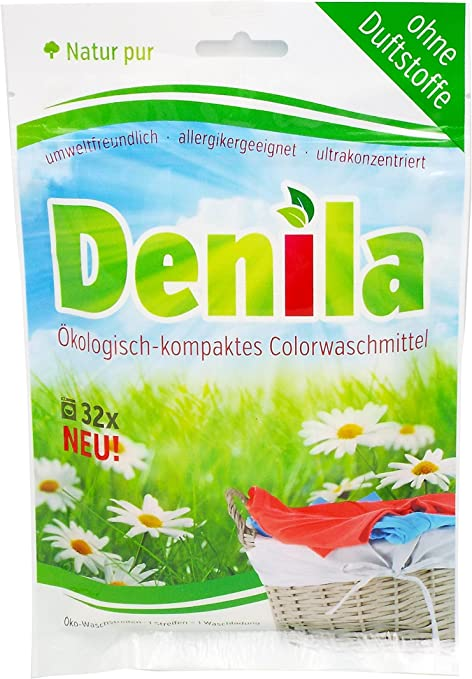 Denila - Color detergente completa biológica – biodegradable ...
