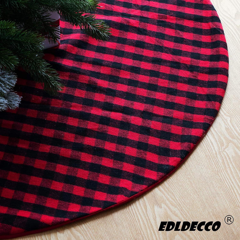 Seasonal Dcor Home & Kitchen EDLDECCO 48 Inches Christmas Tree ...