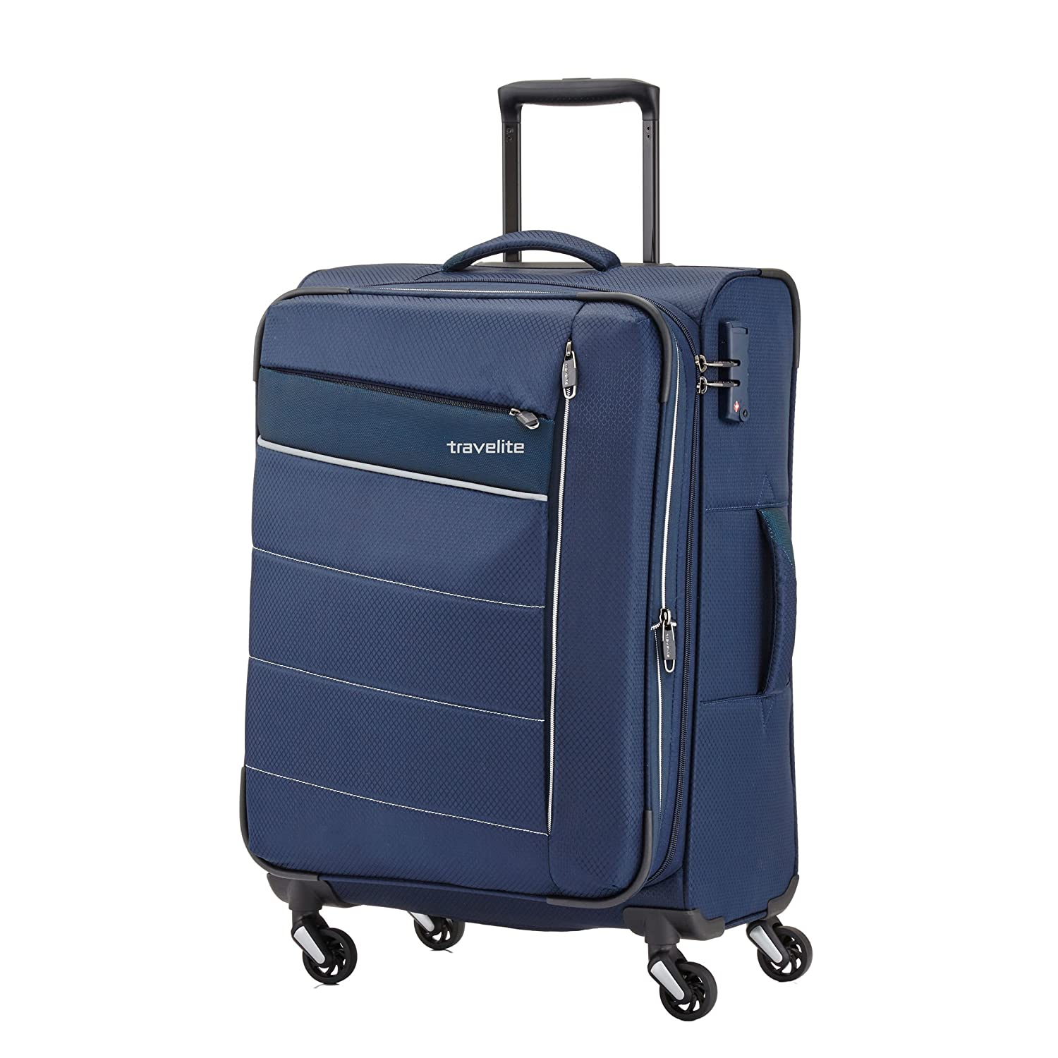 Travelite Vector 4-rad Trolley L 77 Cm Pilotenkoffer & Trolleys