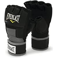 EVERLAST X435NG Guante Evergel, Grande, Negro