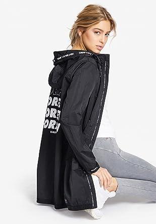 Khujo Mit RückenprintBekleidung Damen Fanni Jacke W9YHED2I