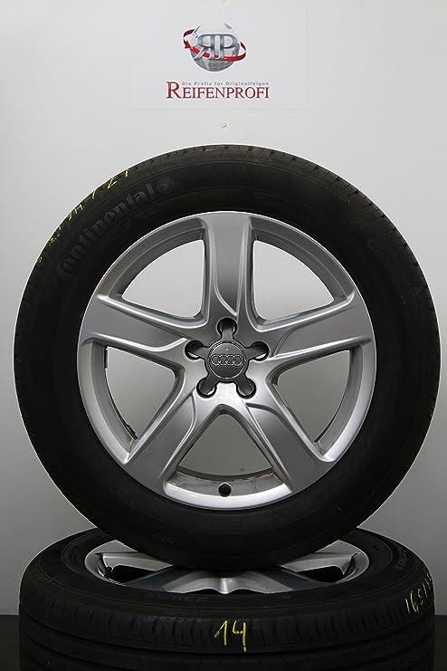 Original Audi A6 S6 4 G9 Allroad Verano ruedas 4 g9601025e 18 pulgadas 272 de C2