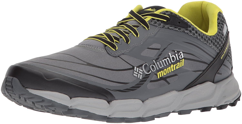 Columbia Caldorado III Outdry, Zapatillas de Running para Asfalto para Hombre 41.5 EU|Gris (Ti Grey Steel, Zour 033)