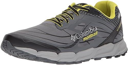 Outdry Columbia Para Running Iii Caldorado Asfalto Zapatillas De Sf7xwf