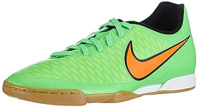 finest selection 1f800 6cde0 Nike Magista OLA IC Unisex-Erwachsene Futsalschuhe, Grün (Poison  Green/Total Orange