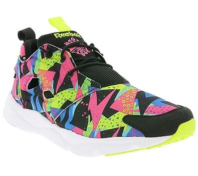 0436f6b1596a Reebok Furylite Graphic, Basket Homme (44.5)  Amazon.fr  Chaussures ...