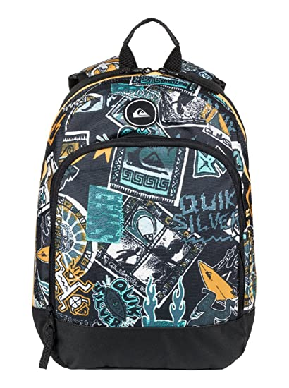 7df77132f2 Quiksilver Chompine 12L - Petit sac à dos - Garçon Enfant - ONE SIZE -  Jaune: Quiksilver: Amazon.fr: Vêtements et accessoires