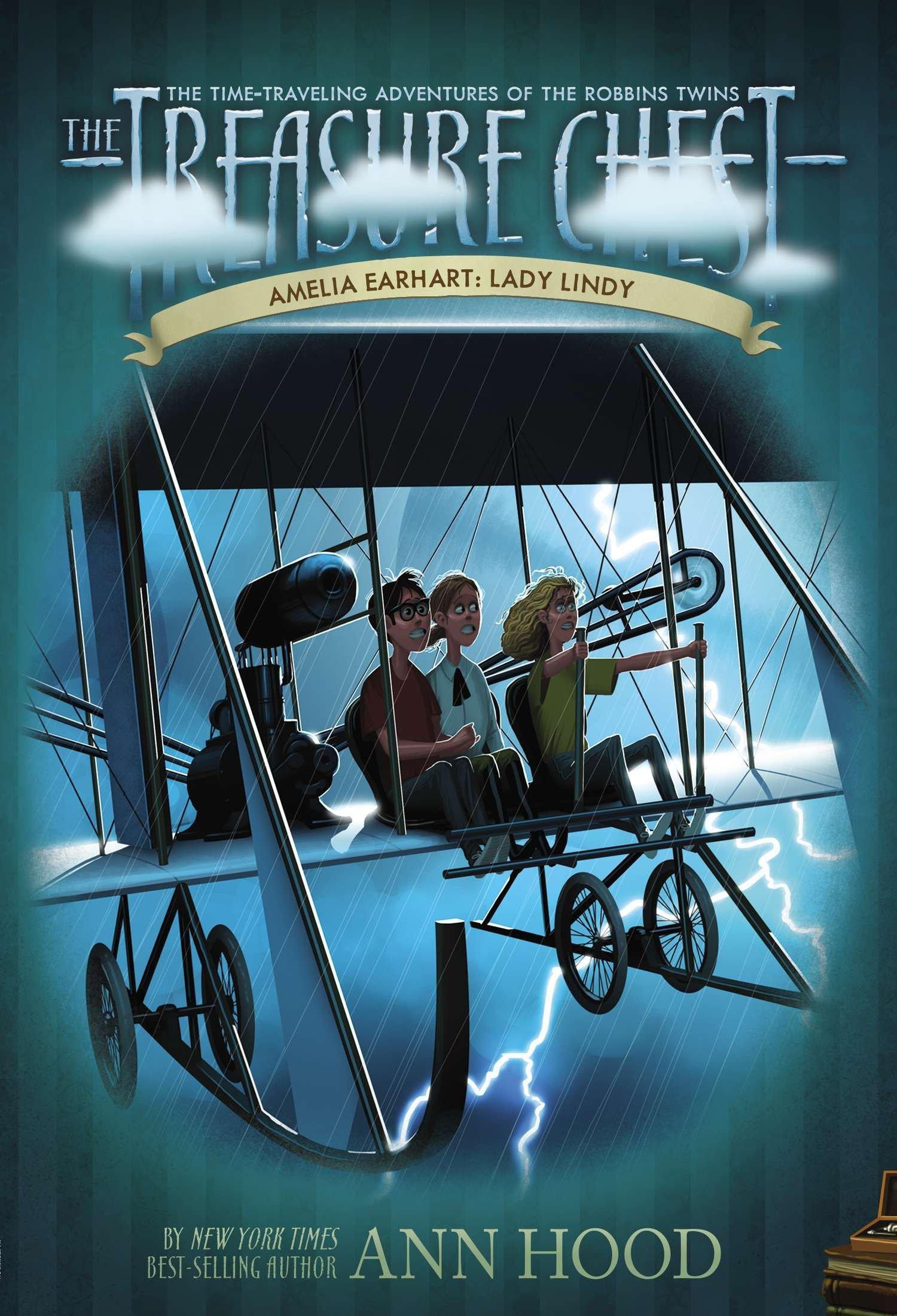 Amelia Earhart #8: Lady Lindy (The Treasure Chest) ebook