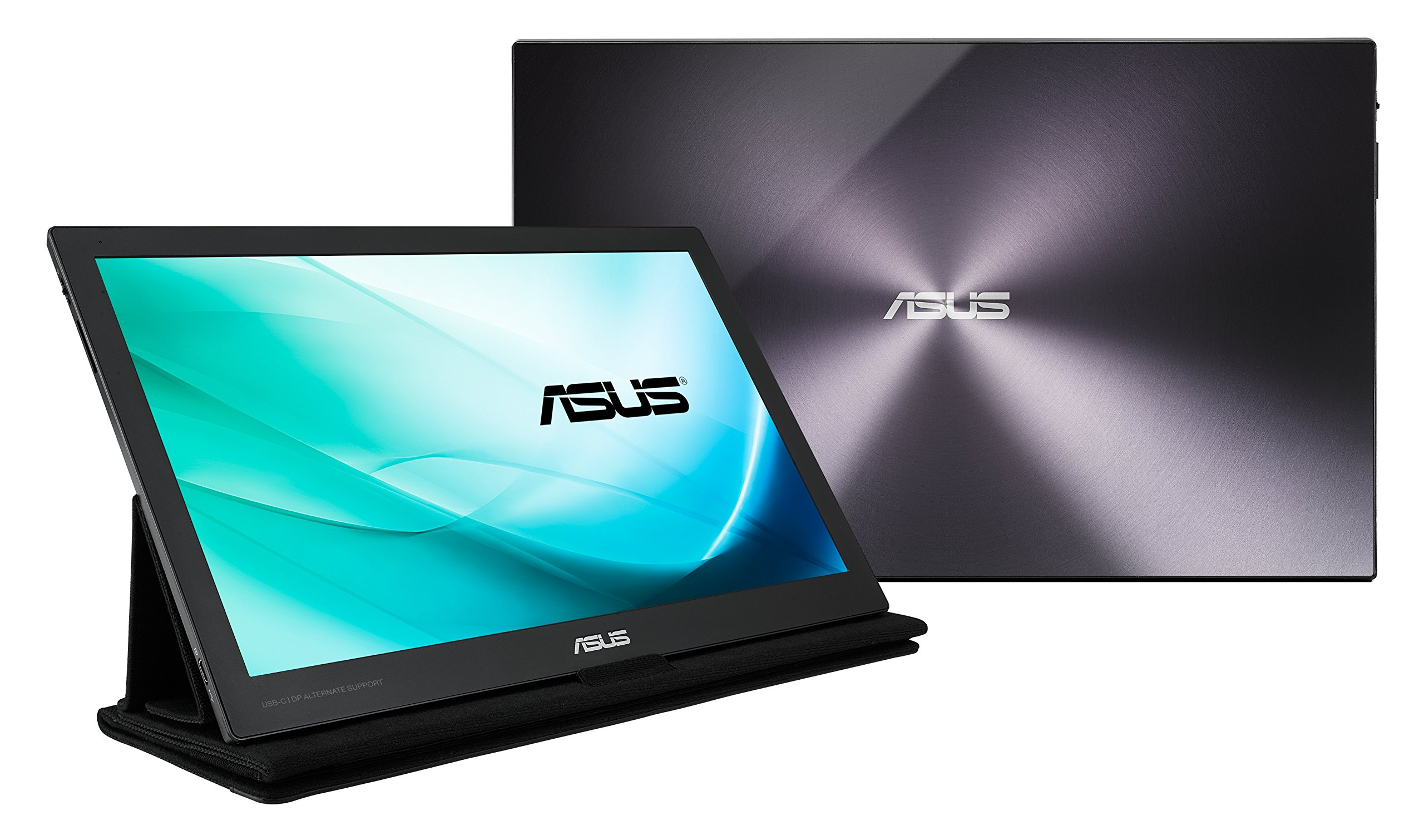 ASUS MB169C+ 15.6'' Full HD 1920x1080 IPS USB Type-C Powered Eye Care Portable Monitor