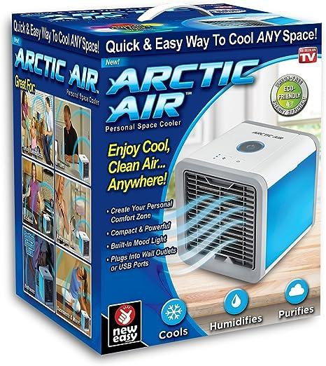 Hung Kai Aire Acondicionado ártico Refrigerador Del Espacio ...