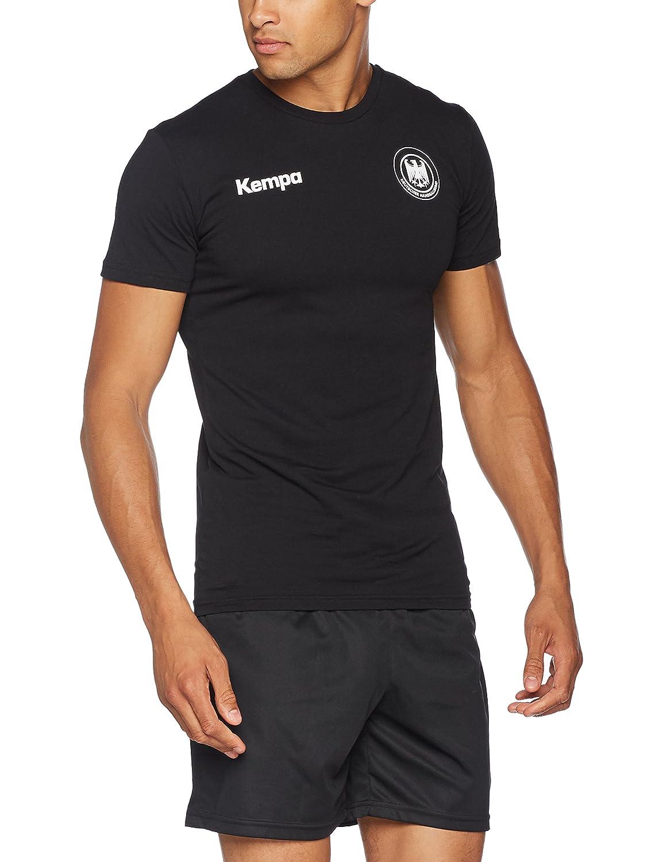 TALLA 3XL. Kempa Dhb Deutschland T-Shirt Camiseta Réplica, Hombre