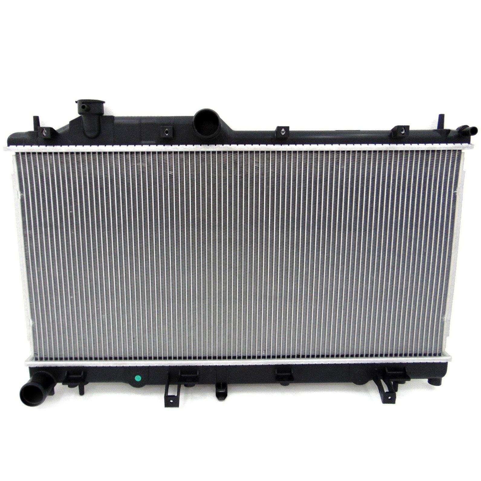 ECCPP Automatic Radiator 13091 for 2008-2014 Subaru Impreza 2.5L by ECCPP