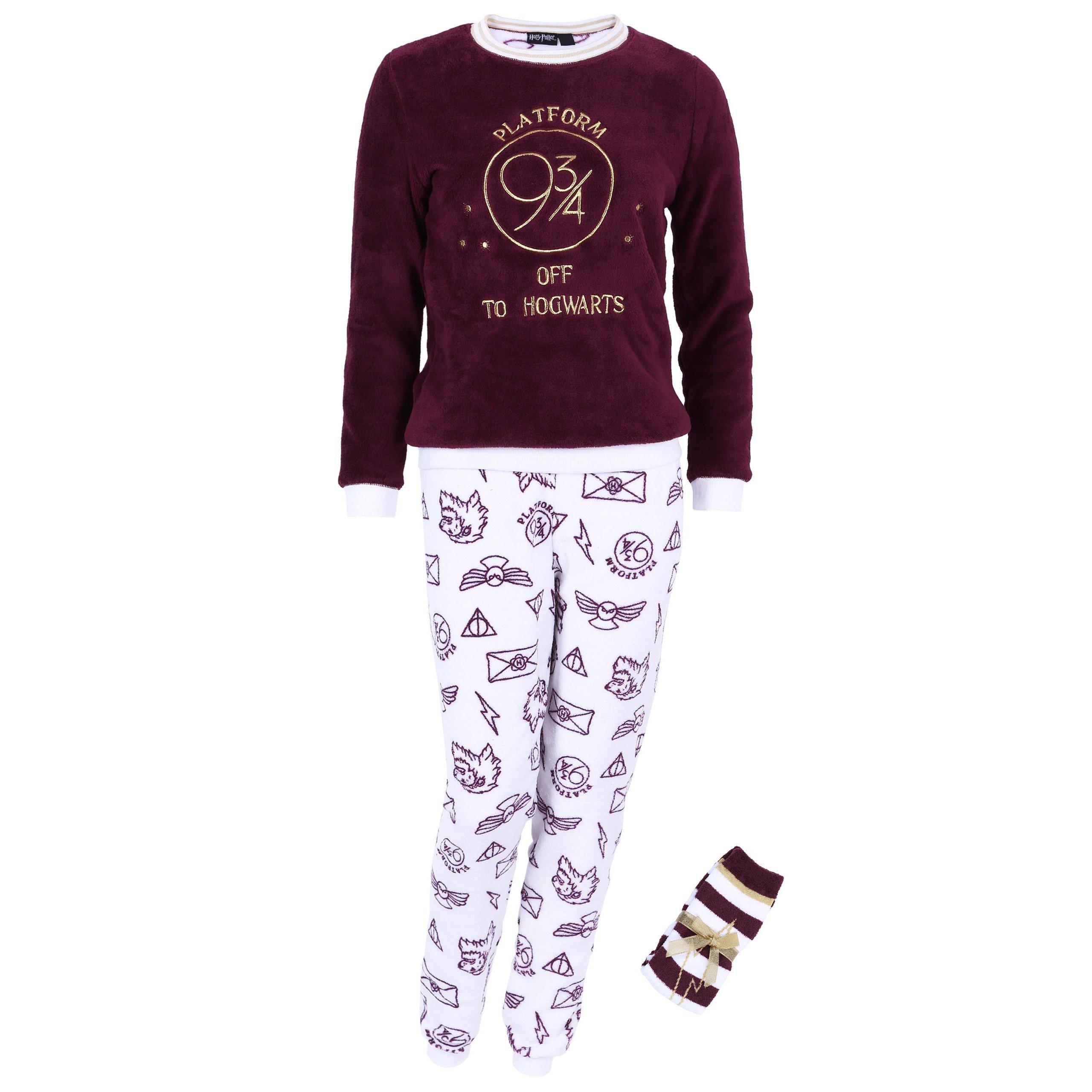 Harry Potter - Hogwarts - Pijama - para mujer product image