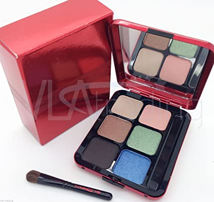 Mac Poppy Devoted 6 Shades Eyeshadow Palette by M.A.C: Amazon.es: Belleza