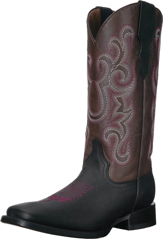 Ferrini Women's Cowhide Western Boot