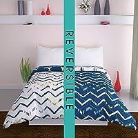 Divine Casa Single Bed Comforter Printed,Multi-Colour