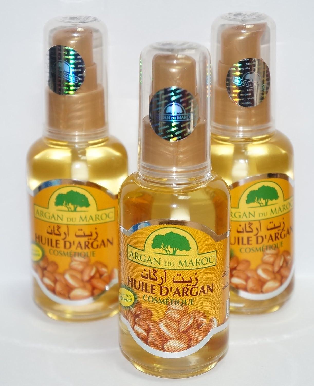 Aceite de argan puro 60 ml spray