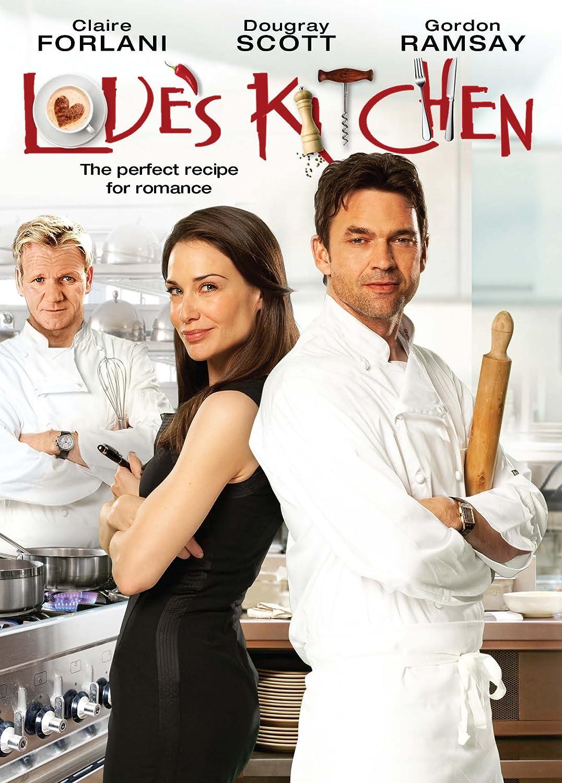 Amazon.com: Love\'s Kitchen: Claire Forlani, Dougray Scott, Gordon ...