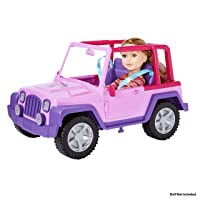 Journey Girls Outback 4-Wheel Vehicle - Amazon Exclusive