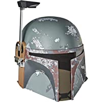Star Wars The Black Series Boba Fett Premium Electronic Helmet, Star Wars: The Empire Strikes Back Full-Scale Roleplay…